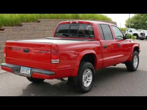 Used 2001 Dodge Dakota Minneapolis MN Eden Prairie, MN #176348A5 - SOLD