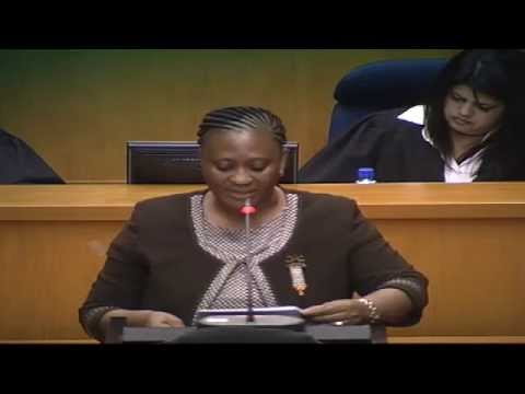 Debate on Votes 32, 9: Mineral Resources, Government Communications and Information Systems