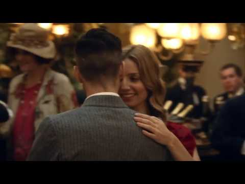 Peaky Blinders - Grace and Tommy at the Races