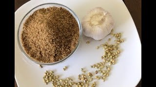 Homemade Coriander powder || By BB Chef