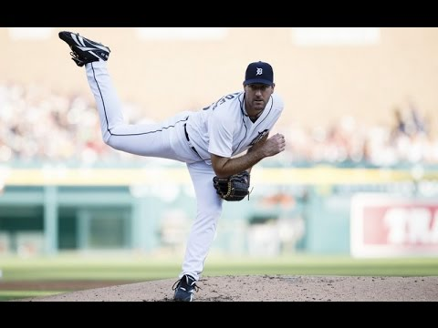 Justin Verlander 2011 Cy Young & MVP Highlights