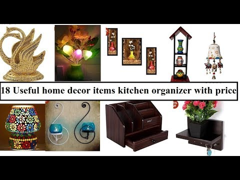 18 Useful Home Decor Items Home Kitchen Organizer With Price Home