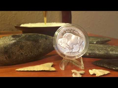 Silver Buffalo Commemorative Coin