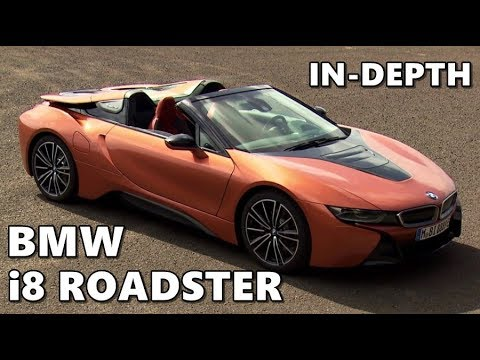 Bmw I8 Roadster 2018 Exterior Interior Driving In Depth Look