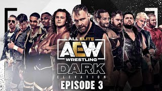 Over 2 Hours of Wrestling + Moxley in Action | AEW Elevation Episode 3, 3/29/21