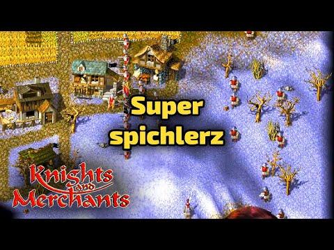 Super spichlerz - Knights and Merchants - Misja 18 - Gra z dzieciństwa