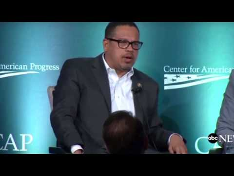 Keith Ellison - zero evidence of honesty