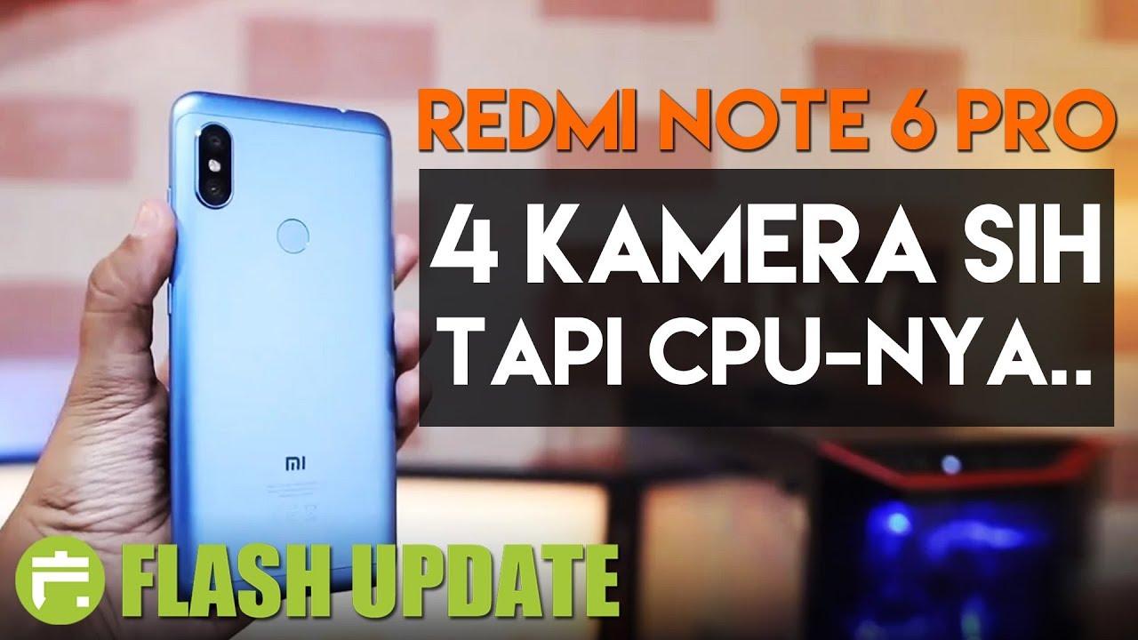2 9jutaan Xiaomi Redmi Note 6 Pro Indonesia 4 Kamera