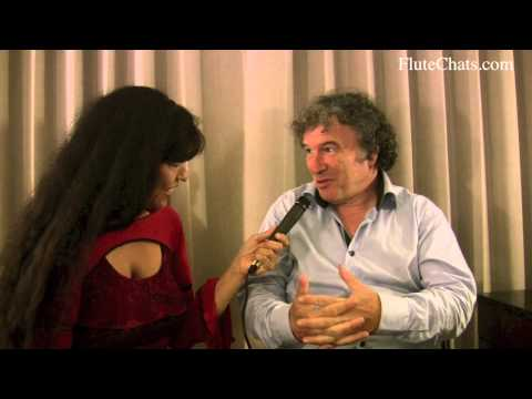 Flute Chats Interviews Jean Louis Beaumadier