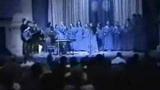 The Blue Gospel  Singers  -  Everytime I feel the Spirit (a cappella)