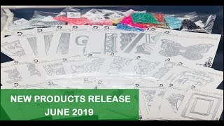 AlinaCraft (Alinacutle) New Products Release JUNE 2019 - #Alinacutle #new release #Aliexpress #haul