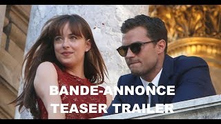 50 Nuances plus Claires (Fifty Shades Freed) Teaser Trailer #1