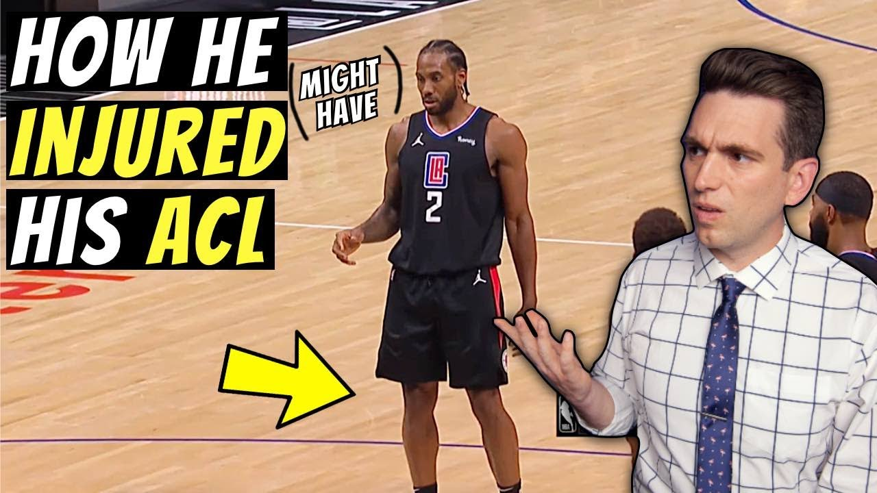 Kawhi Leonard injury update: Will Clippers star play in Game 1 vs ...