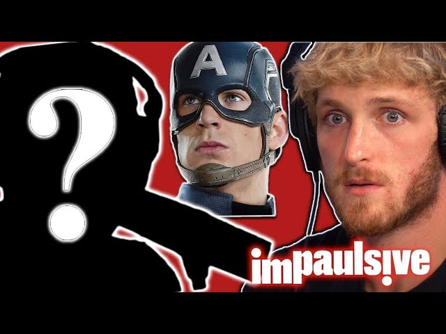 THE MAN THAT MADE CAPTAIN AMERICA FANBOY - IMPAULSIVE EP. 122
