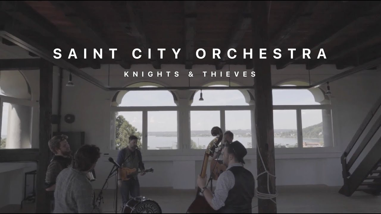 Saint City Orchestra - Knights & Thieves ( Official Video )