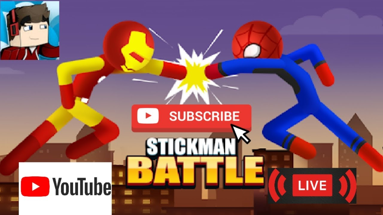 Special 200 SUBSCRIBER's - STICKMAN BATTLE