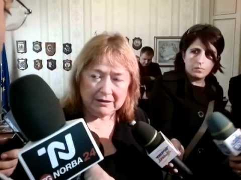 Visita a Brindisi del sottosegretario generale Onu, Susana Malcorra