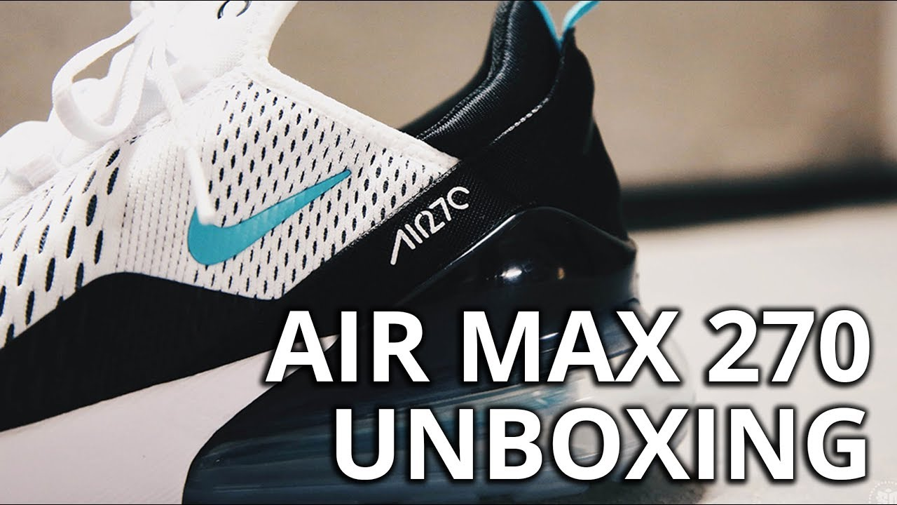 MAX COLOURWAYS AIR 270UNBOXING THE BEST vm0NnwO8