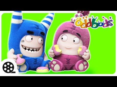Oddbods | Food Fiasco #1 | Funny Cartoons For Kids