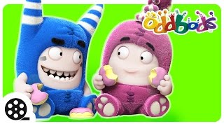 Oddbods | Food Fiasco #1 | Funny Cartoons For Kids thumbnail