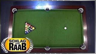 Spiel 5: Poolball - Show 43 - Schlag den Raab