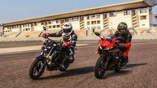 Yamaha MT 15 vs Yamaha R15 - Which One's Better?