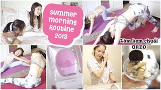 SUMMER MORNING ROUTINE 2019 ♥  | mattalehang