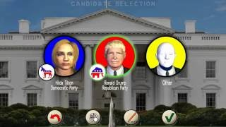 The Race for the White House 2016 - Trailer