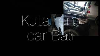 250 Cars for rent in Bali self drive. 12 rent car partner