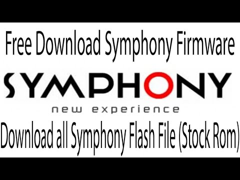 How To Flash Symphony Xploere W125-100%-tested videominecraft ru