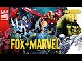 X-Men na Marvel! O bom e o ruim no caso Fox/Disney | OmeleTV AO VIVO mp3 indir