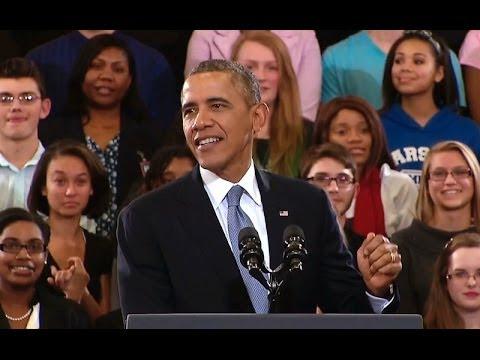 President Obama Speaks on Education from Nashville, TN