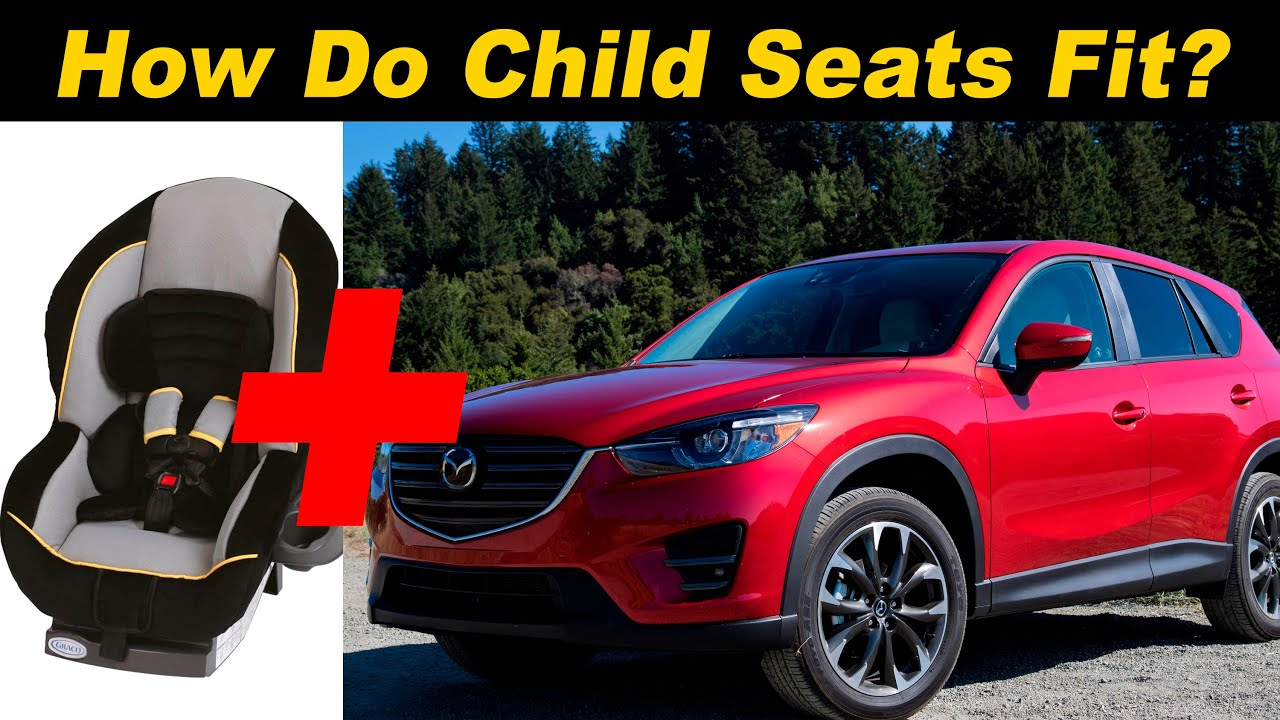Mazda Cx Child Seat Review Youtube