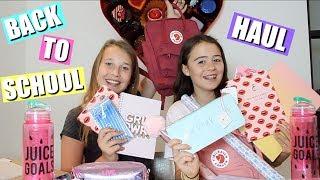 BACK TO SCHOOL HAUL! | SCHOOLSPULLEN EN HANDIGE TIPS!