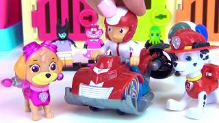 WRONG HEADS! Lego Disney Jr Mickey Minnie Mouse, Daisy Donald Duck Paw Patrol Magical Pup House TUYC