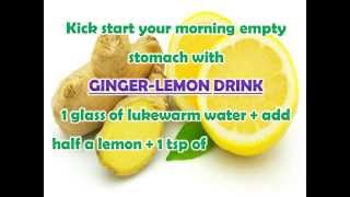 Detox Diet Plan for quick weight loss with recipes