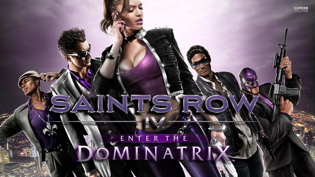 Saints row the movie