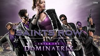 saints Row 4: Enter the Dominatrix (Re-Elected Edition) All Cutscenes Game Movie 1080p HD