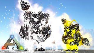 MYTH WU KONG ATTACK FORCE !!! ARK: SURVIVAL EVOLVED PARA WORLD MYTH E31