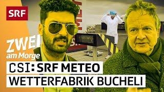 CSI: Meteo – Manipuliert SRF das Schweizer Wetter?   SRF Zwei am Morge screenshot 2