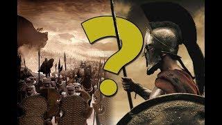 Et Si les Spartiates Avaient Gagné Contre les Perses ?