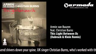 Armin van Buuren - This Light Between Us (Dabruck & Klein Remix)