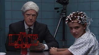 Eleven heats up the late show