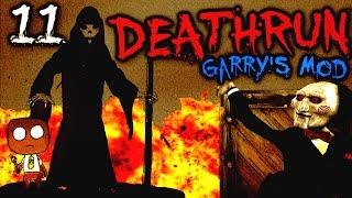 F*** Ice Cream Cones! (garry's Mod: Deathrun - Part 11)
