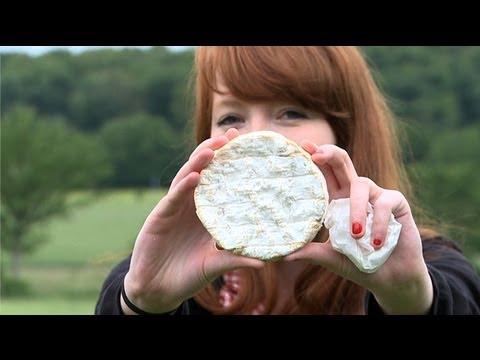 Reportage : le Camembert de Normandie