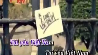 tôi yêu Việt Nam karaoke (beat chuẩn)