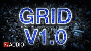 Grid V10 - 80's Future Retro - 80's Synth Sounds Kontakt Instruments - From F9 Audio