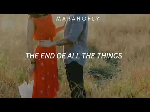 the end of all things - panic! at the disco ; sub español