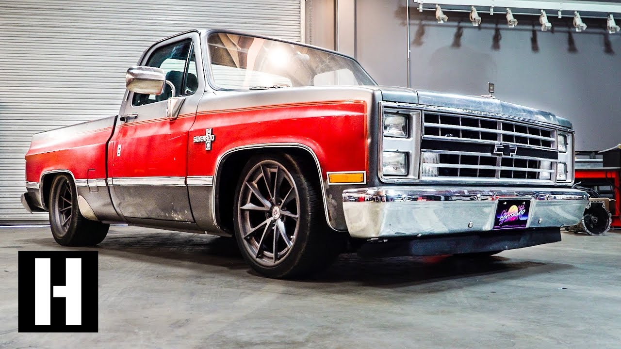 Ultimate Squarebody Street Truck? 600+ hp Supercharged LT4 ...