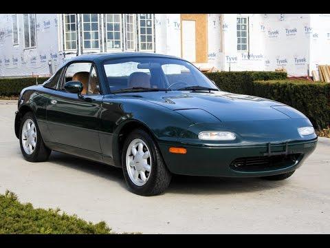 1991 Mazda Miata Mx 5 Special Edition For
